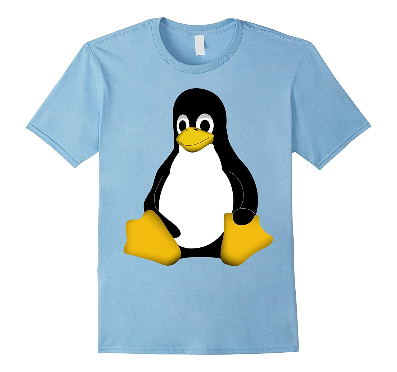 Linux Penguin - T-Shirt-RT
