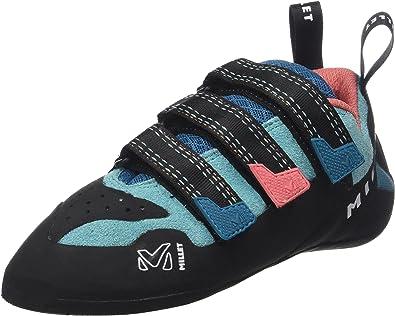 Millet LD Cliffhanger Multicolor Pool Blue//Peach 000 36 EU Zapatos de Escalada para Mujer
