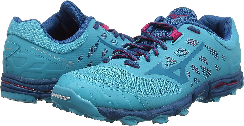 Mizuno Wave Hayate 5, Zapatillas de Trail Running para Mujer ...