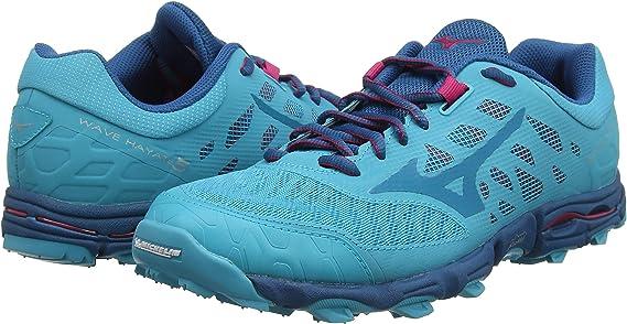 Mizuno Wave Hayate 5, Zapatillas de Trail Running para Mujer: Amazon.es: Zapatos y complementos
