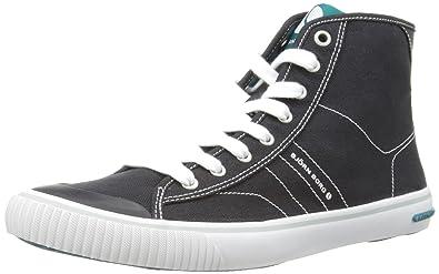 AREZO MID M 1412 234504 Herren Sneaker, Schwarz (BLACK 0999), EU 40 Björn Borg