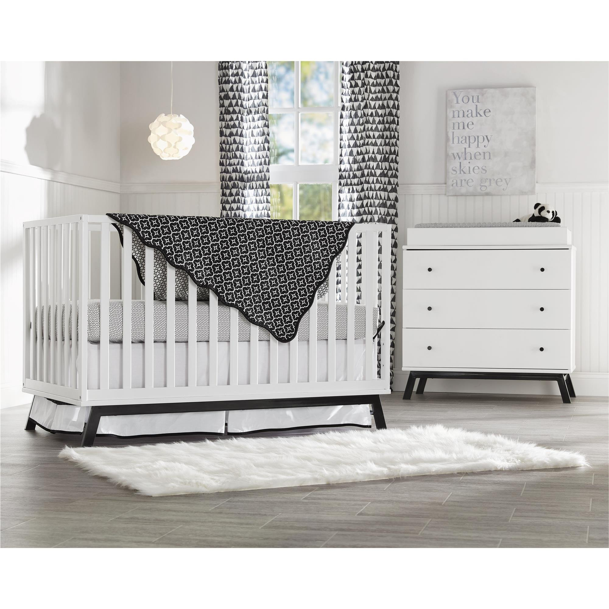 Little Seeds 6844015COM Lark Changing Table, 3-Drawer by Little Seeds (Image #2)