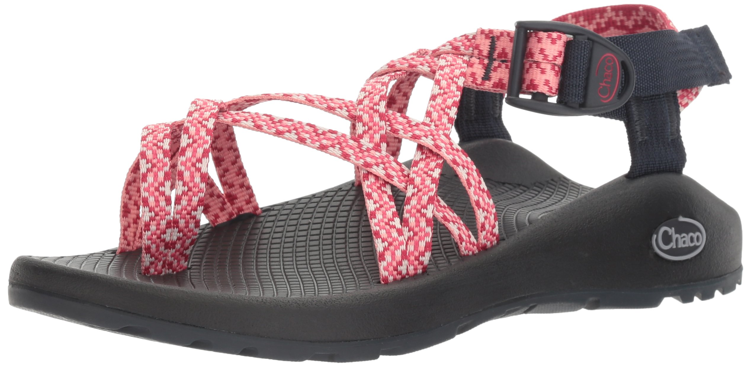 Chaco Women's ZX2 Classic Athletic Sandal, Fusion Rose, 8 M US by Chaco