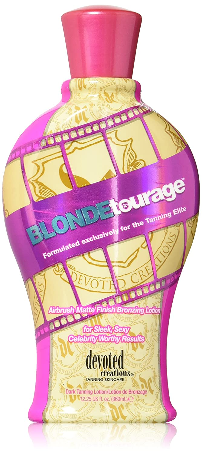 Devoted Creations BLONDETOURAGE Matte Bronzer - 12.25 oz. by Devoted Creations Bronzer