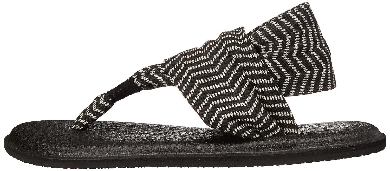 Sanuk Damen Yoga Sling 2 2 2 Prints Zehentrenner  24c68d
