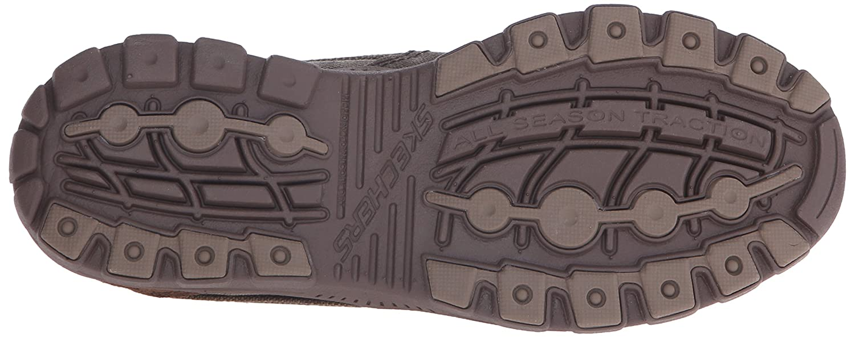 Skechers Coupe Décontractée Glissement Sur Courageux Hommes Chaussures Amazon g6Omp