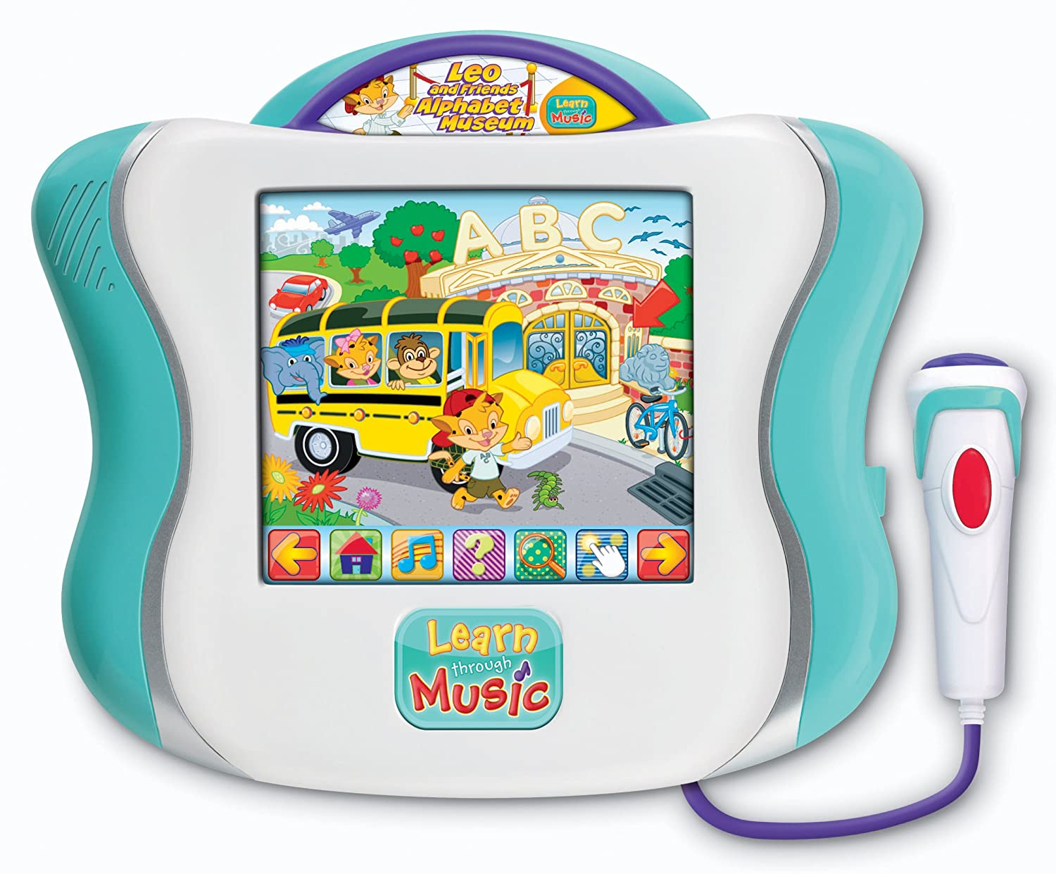 Amazon.com: Fisher-Price Learn Through Music TouchPad: Toys \u0026 Games