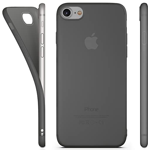 12 opinioni per Custodia iPhone 7 , TPU , UltraSottili e Trasparente , RED CANARY , Cover iPhone