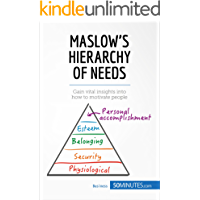 Maslow's Hierarchy of Needs: Gain vital insights into how to motivate people (Management & Marketing Book 9) (English Edition)