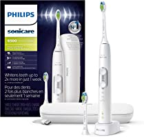 Philips Sonicare ProtectiveClean 6500 Rechargeable Electric Toothbrushes
