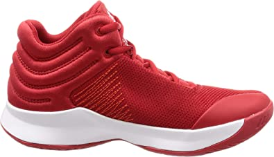 adidas Boys Kids Basketball Shoes Pro Spark 2018 Running Training AP9911 Red New