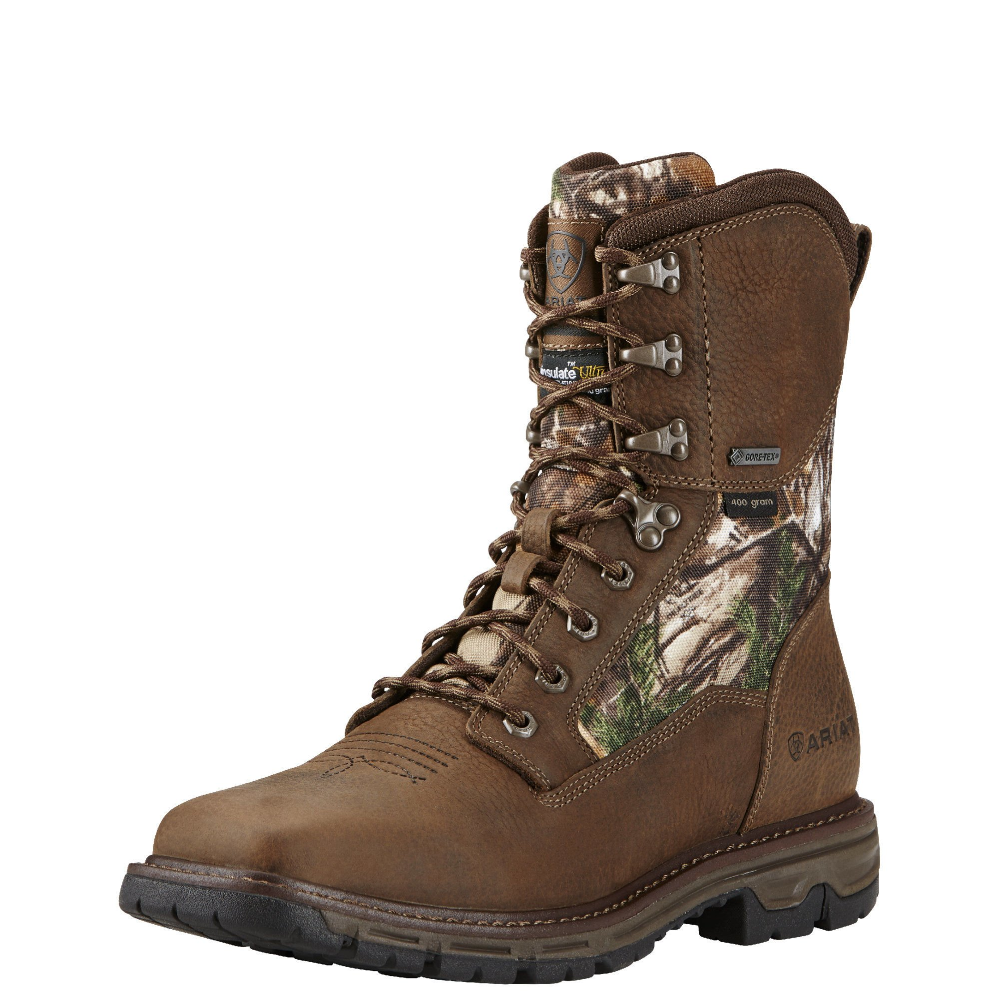 Ariat Men's Conquest Wide Square 8'' GTX Hunting Boot