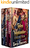 Tales Of A Highlander: A Historical Scottish Romance Collection (Lairds of Dunkeld Series)