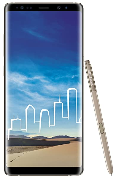 Samsung Galaxy Note 8 (Maple Gold, 6GB RAM, 64GB Storage) with Offers   Amazon.in  Electronics edd5ee1f7ae6