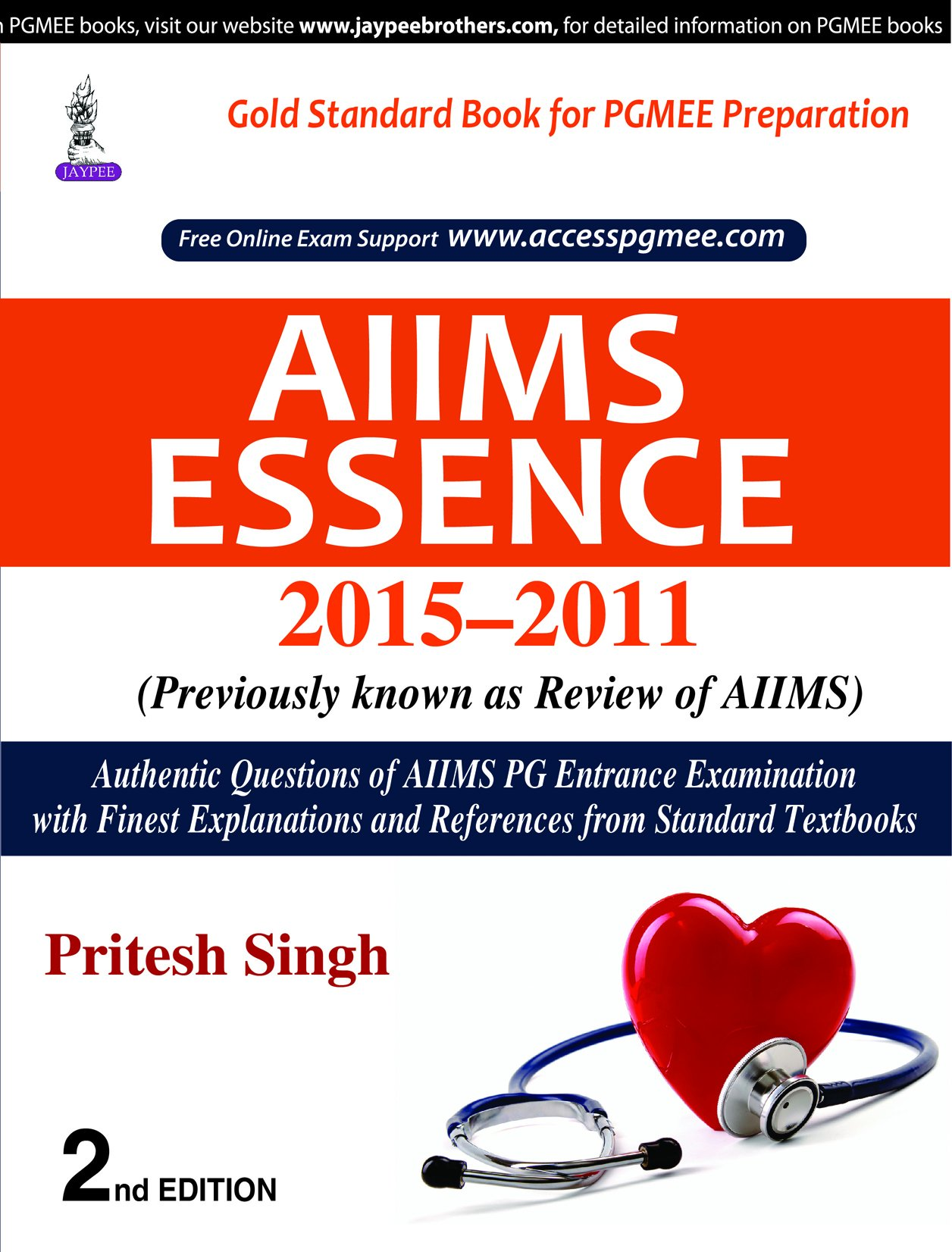 Buy Aiims Essence 2015-2011:(Previously Known As Review Of
