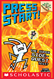 The Super Side-Quest Test!: A Branches Book (Press Start! #6)