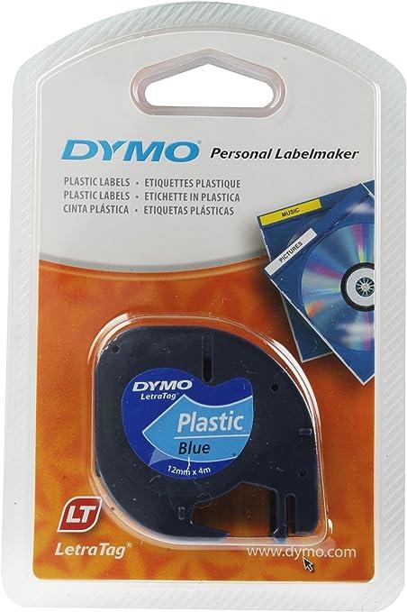 Dymo S0721650 - Cinta de plástico: Amazon.es: Oficina y papelería