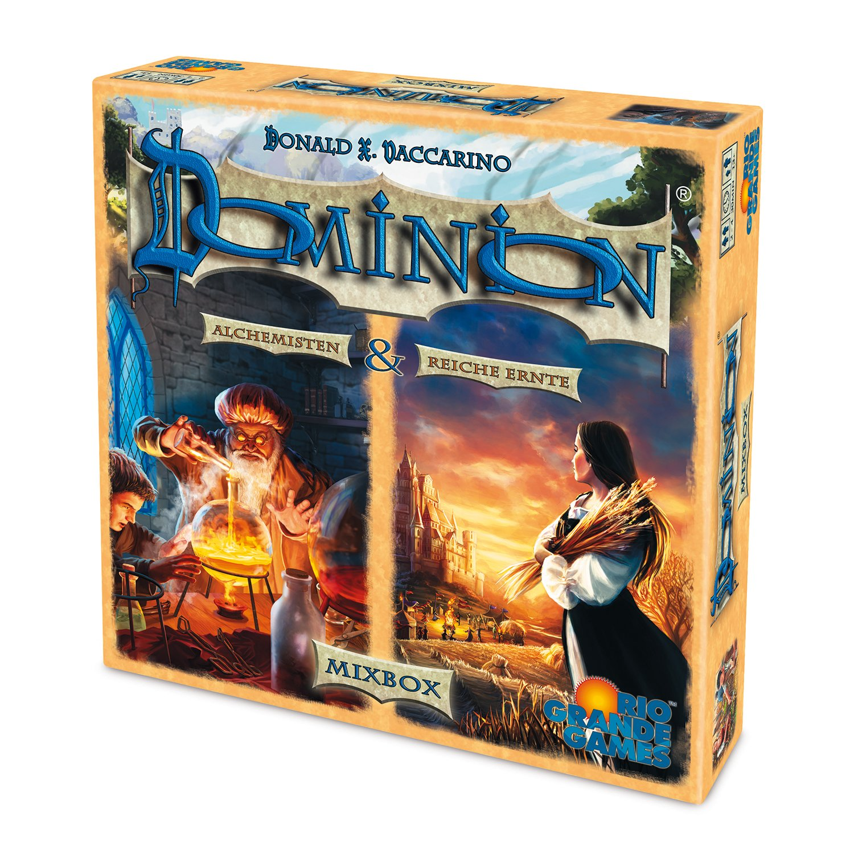 Rio Grande Games 22501407 - Dominion Erweiterung - Mixbox: Amazon.de ...