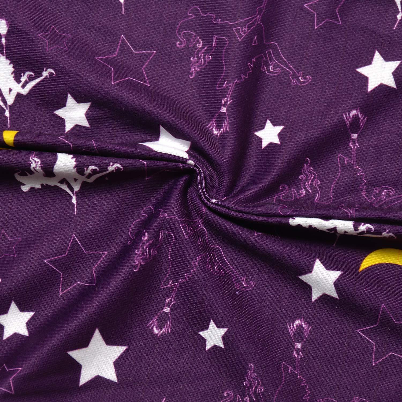 Jxstar Girls Unicorn//Mermaid//Flamingo Pajamas Cotton Set Print 3-13Years