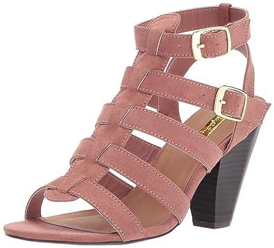 23bf177e8a5f Qupid Women s CHAMBER-22 Heeled Sandal