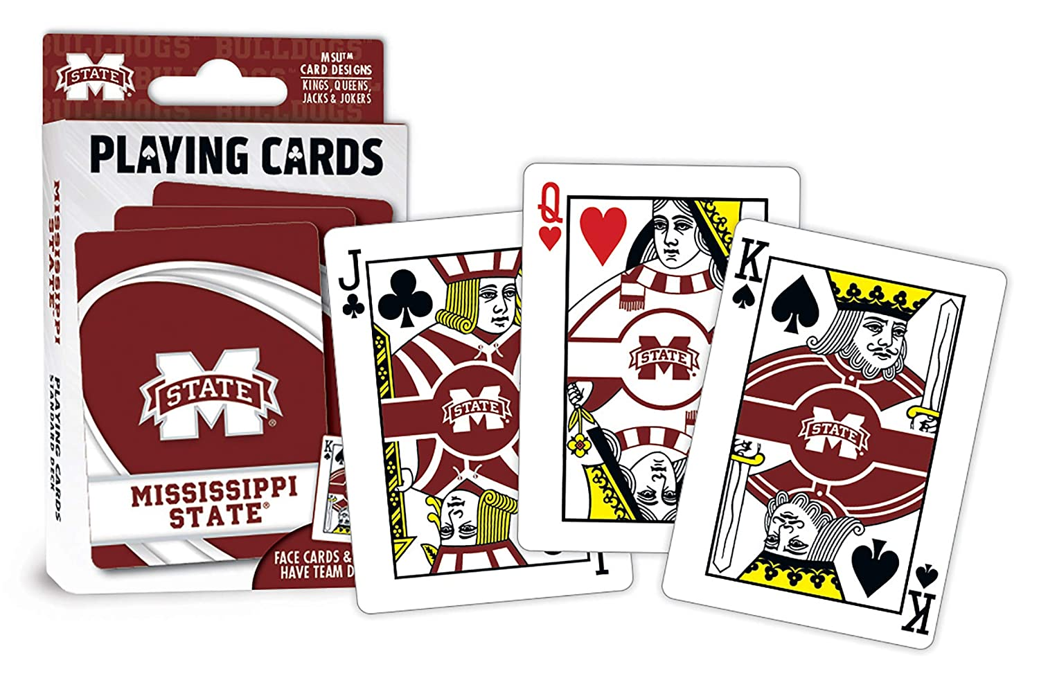 MasterPieces NCAA Unisex NCAA Playing Cards