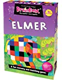 BrainBox - Elmer, juego de mesa en inglés (40020)