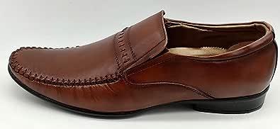 Formal leather shoe comfortable for walking Florina