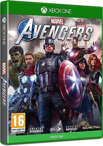 Marvels Avengers - Xbox One (Edición Estándar): Amazon.es ...