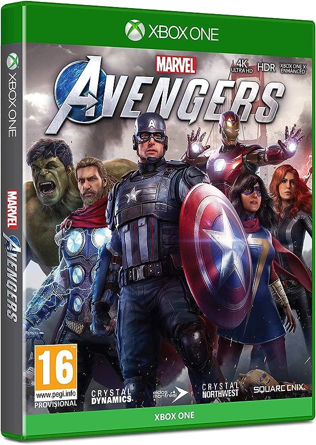 Marvels Avengers - Xbox One (Edición Exclusiva Amazon): Amazon.es: Videojuegos