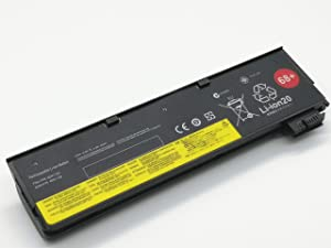 Tinkerpal X240 6-Cell Replacement Laptop Battery for Lenovo ThinkPad L450 L460 L470 P50S T440 T440s T450 T450s T460 T460P T470P T550 T560 W550s X250 X260 X270 45N1125 45N1126 45N1127 45N1128 45N1129