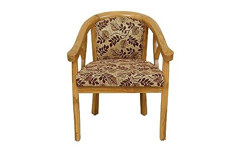 Adlakha Furniture Slingshot Designer Wooden Chair For Living And Bedroom