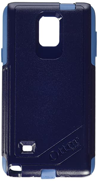 separation shoes 9eddc 27292 OtterBox Commuter Series Case for Samsung Galaxy Note 4 - Retail Packaging  - Ink Blue (Admiral Blue/ Deep Water)