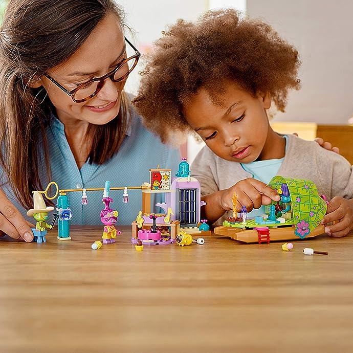 2020年新品 LEGO 乐高 41253 魔法精灵 世界之旅 孤身木筏探险 积木玩具 8折$23.99 海淘转运到手约¥197