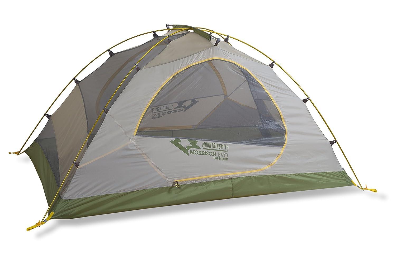 Amazon.com  Mountainsmith Morrison EVO 2 Person 3 Season Tent Cactus Green  Sports u0026 Outdoors  sc 1 st  Amazon.com & Amazon.com : Mountainsmith Morrison EVO 2 Person 3 Season Tent ...