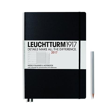 LEUCHTTURM1917 Semana Vista 2017 - Agenda y planificador ...