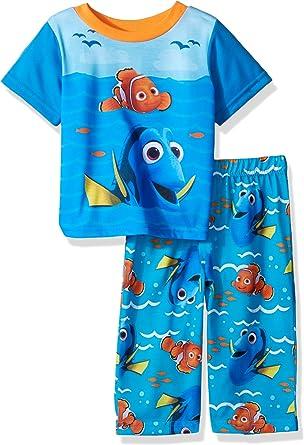 Disney Boys Finding Dory Sun y Waves Set de pijama de 2 ...
