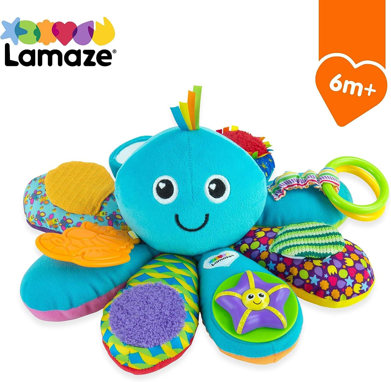 Lamaze Pulpo Multiactividades Juguete Bebé (BIZAK 30697206)