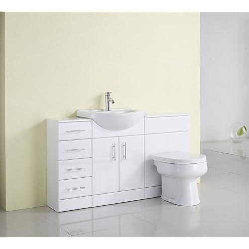 Combination Vanity Units: Amazon.co.uk
