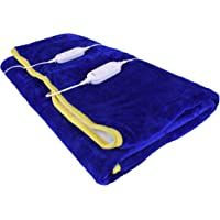 Cozyland Premium Shock Proof and Heating Electric Blanket Double Bed Warmer