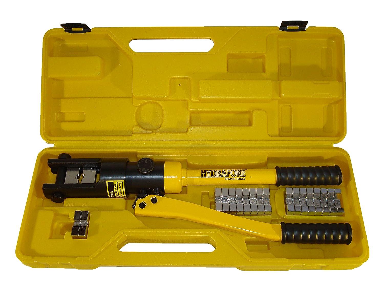 Pince à sertir hydraulique 16-240 mm2: Amazon.es: Bricolaje y herramientas