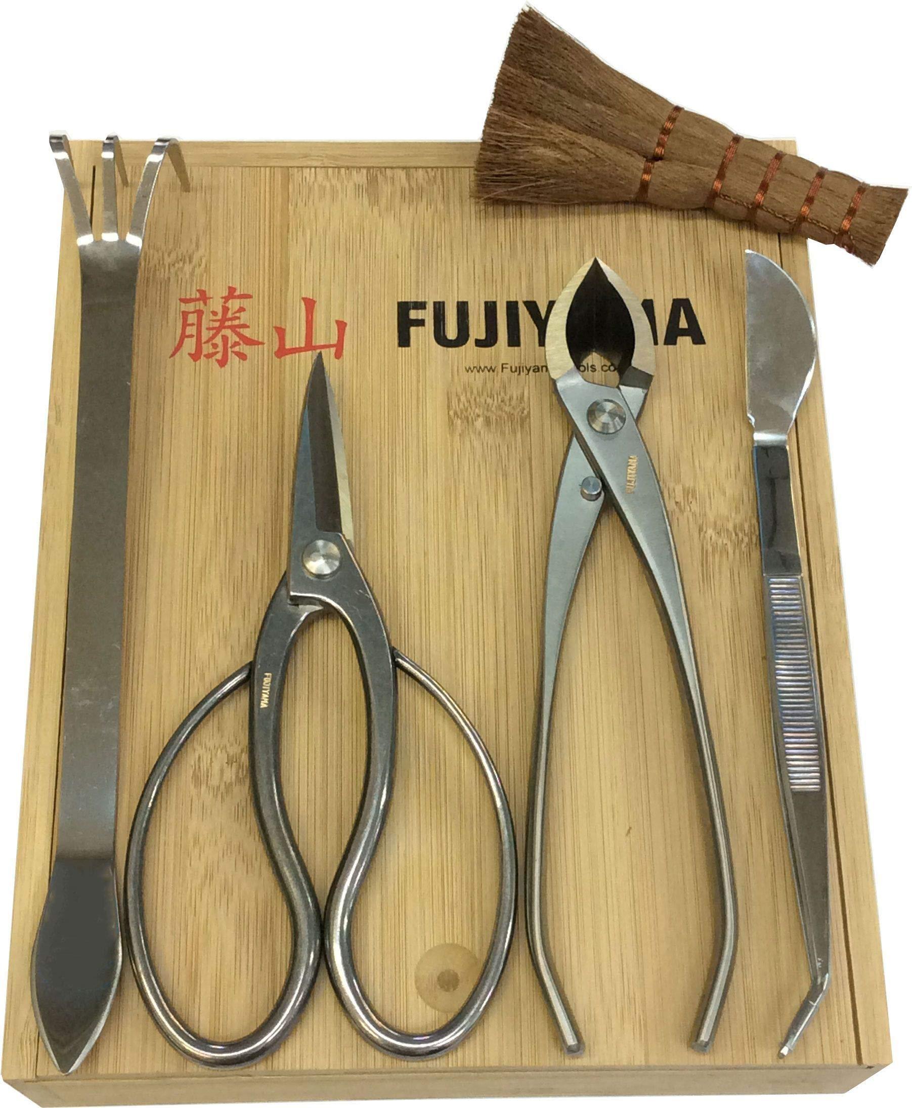 5 Piece Bonsai Tool Set By Fujiyama Stainless Steel Buy Online In Andorra At Andorra Desertcart Com Productid 60749999