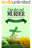 Cupcakes and Murder (Frosted Love Cozy Mysteries Book 5)