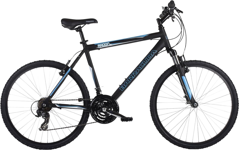 Barracuda - Bicicleta de montaña para hombre, cuadro 20