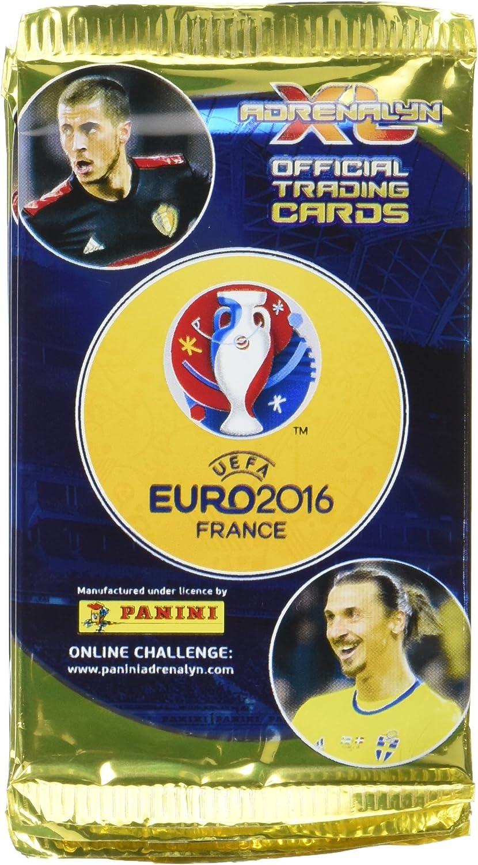Panini Adrenalyn XL UEFA Euro em 2020 set 5-5 X Limited Edition de Blaster