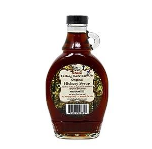 Falling Bark Farm, Original Hickory Syrup, 8 oz