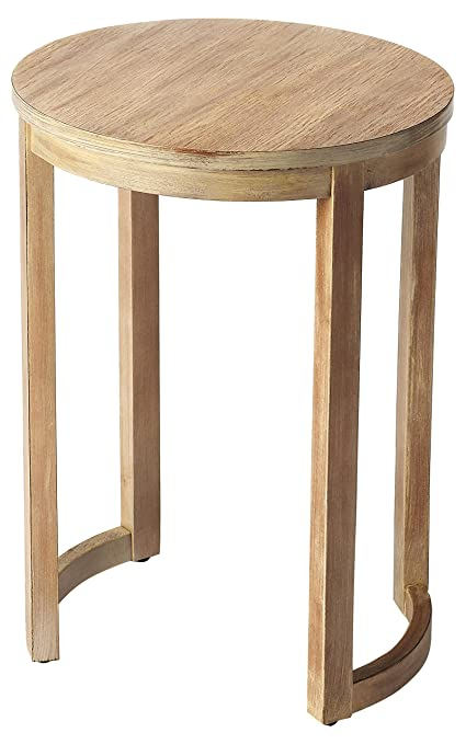 Butler Specality Company BUTLER 2111247 CHAPMAN DRIFTWOOD SIDE TABLE