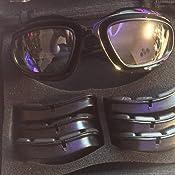 Amazon.com: AULLY PARK - Gafas de motocicleta: Automotive