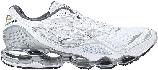 tenis mizuno wave prophecy 6 white zinfandel