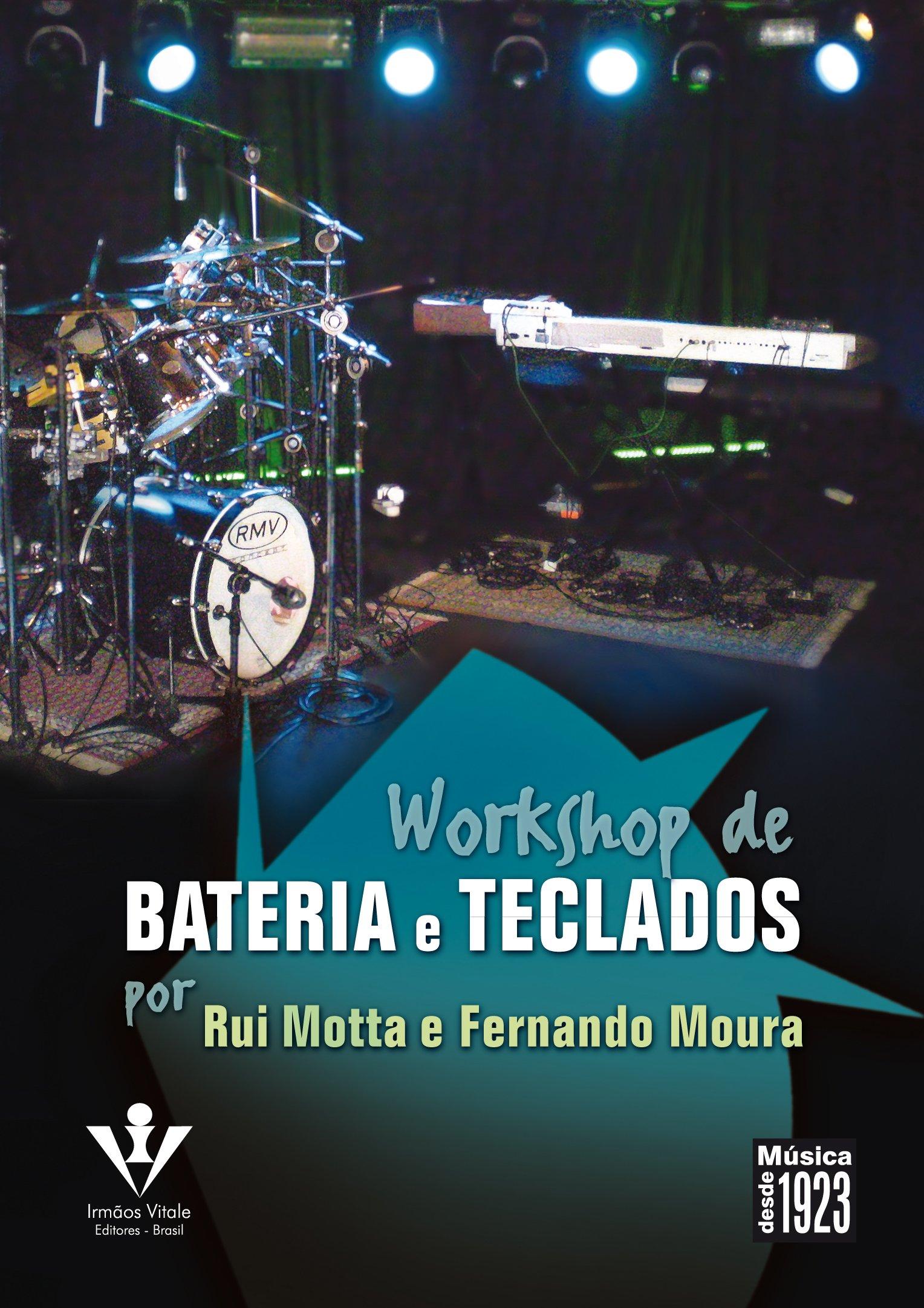 Workshop De Bateria E Teclados - Dvd (Portuguese Brazilian) Paperback – 2000