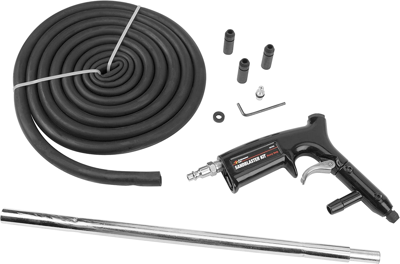 Performance Tool M570C Heavy Duty Sandblaster Bias /& Radial Tire Patch Kit